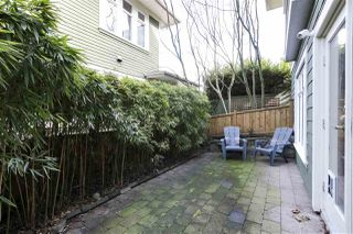 """Photo 18: 357 W 11TH Avenue in Vancouver: Mount Pleasant VW Townhouse for sale in """"Ardencraig"""" (Vancouver West)  : MLS®# R2474655"""