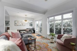 """Photo 6: 357 W 11TH Avenue in Vancouver: Mount Pleasant VW Townhouse for sale in """"Ardencraig"""" (Vancouver West)  : MLS®# R2474655"""