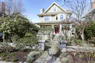 """Photo 2: 357 W 11TH Avenue in Vancouver: Mount Pleasant VW Townhouse for sale in """"Ardencraig"""" (Vancouver West)  : MLS®# R2474655"""