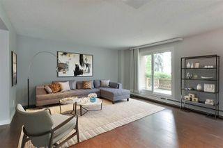 Photo 4: 101 9929 113 Street in Edmonton: Zone 12 Condo for sale : MLS®# E4211586