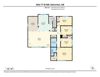 Photo 41: 4032 77 Street in Edmonton: Zone 29 House for sale : MLS®# E4218744