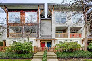 """Main Photo: 13 7100 LYNNWOOD Drive in Richmond: Granville Townhouse for sale in """"LAURELWOOD"""" : MLS®# R2521492"""