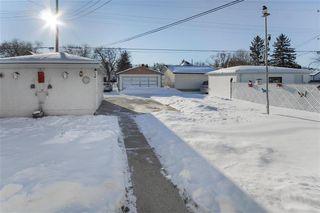 Photo 30: 394 Semple Avenue in Winnipeg: West Kildonan Residential for sale (4D)  : MLS®# 202100145