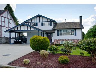 Photo 1: 6236 LOCHDALE Street in Burnaby: Parkcrest House for sale (Burnaby North)  : MLS®# V881458