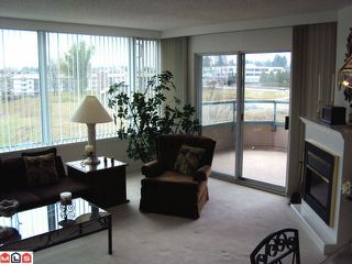 """Photo 4: 205 3170 GLADWIN Road in Abbotsford: Central Abbotsford Condo for sale in """"Regency Park Towers"""" : MLS®# F1109618"""
