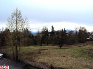 "Photo 1: 205 3170 GLADWIN Road in Abbotsford: Central Abbotsford Condo for sale in ""Regency Park Towers"" : MLS®# F1109618"