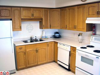 "Photo 3: 205 3170 GLADWIN Road in Abbotsford: Central Abbotsford Condo for sale in ""Regency Park Towers"" : MLS®# F1109618"