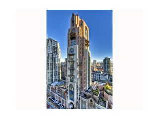 """Photo 2: 602 1280 RICHARDS Street in Vancouver: Yaletown Condo for sale in """"GRACE RESIDENCES"""" (Vancouver West)  : MLS®# V909069"""