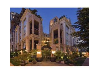 """Main Photo: 602 1280 RICHARDS Street in Vancouver: Yaletown Condo for sale in """"GRACE RESIDENCES"""" (Vancouver West)  : MLS®# V909069"""