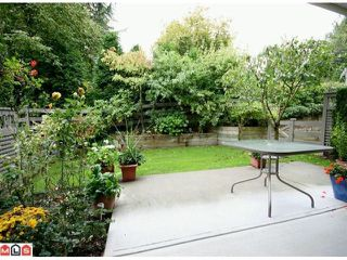 """Photo 10: 71 15500 ROSEMARY HEIGHTS Crescent in Surrey: Morgan Creek Townhouse for sale in """"The Carrington"""" (South Surrey White Rock)  : MLS®# F1125752"""