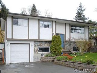 Photo 1: 842 Coles Street in VICTORIA: Es Gorge Vale Residential for sale (Esquimalt)  : MLS®# 306892