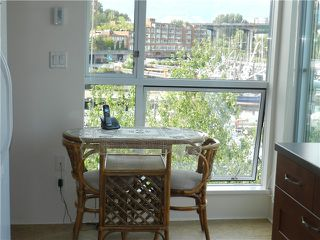 Photo 6: 407 1551 Mariner Walk in Vancouver: Condo for sale : MLS®# V966325