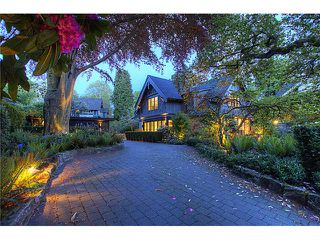 Photo 1: 3898 ANGUS Drive in Vancouver: Shaughnessy House for sale (Vancouver West)  : MLS®# V984709