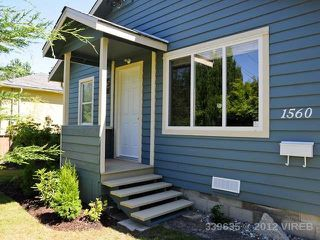 Photo 16: 1560 15TH STREET in COURTENAY: Z2 Courtenay City House for sale (Zone 2 - Comox Valley)  : MLS®# 339635