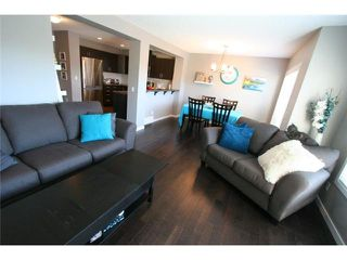 Photo 12: 225 SUNSET Common: Cochrane Residential Attached for sale : MLS®# C3590396