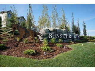 Photo 20: 225 SUNSET Common: Cochrane Residential Attached for sale : MLS®# C3590396