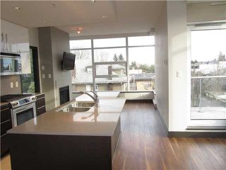 "Photo 2: 404 1088 W 14TH Avenue in Vancouver: Fairview VW Condo for sale in ""COCO"" (Vancouver West)  : MLS®# V1044068"
