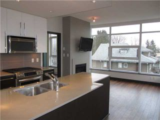 "Photo 3: 404 1088 W 14TH Avenue in Vancouver: Fairview VW Condo for sale in ""COCO"" (Vancouver West)  : MLS®# V1044068"