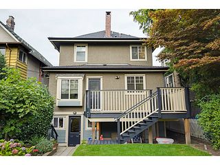 "Photo 19: 1536 E 13TH Avenue in Vancouver: Grandview VE House for sale in ""COMMERCIAL DRIVE"" (Vancouver East)  : MLS®# V1088551"