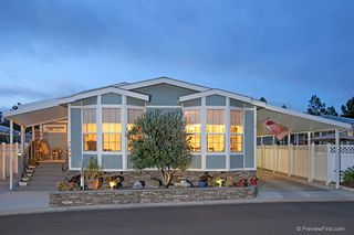 Photo 1: CARLSBAD WEST Manufactured Home for sale : 2 bedrooms : 7314 San Benito #362 in Carlsbad