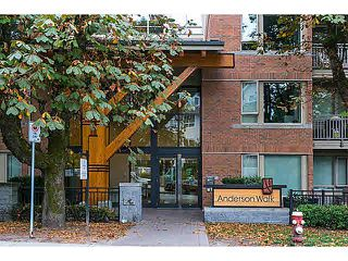 "Photo 2: 210 119 W 22ND Street in North Vancouver: Central Lonsdale Condo for sale in ""ANDERSON WALK"" : MLS®# V1133938"