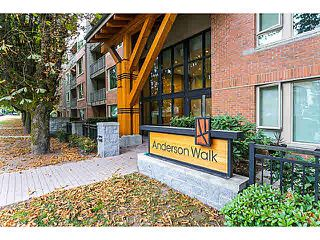 "Photo 3: 210 119 W 22ND Street in North Vancouver: Central Lonsdale Condo for sale in ""ANDERSON WALK"" : MLS®# V1133938"