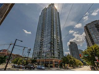 "Photo 2: 3110 928 BEATTY Street in Vancouver: Yaletown Condo for sale in ""MAX I"" (Vancouver West)  : MLS®# V1135451"