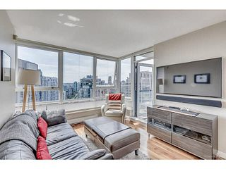 "Photo 3: 3110 928 BEATTY Street in Vancouver: Yaletown Condo for sale in ""MAX I"" (Vancouver West)  : MLS®# V1135451"