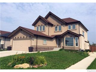 Photo 1: 777 Headmaster Row in WINNIPEG: North Kildonan Residential for sale (North East Winnipeg)  : MLS®# 1524649