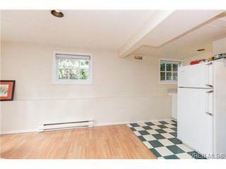 Photo 14: 724 Newport Ave in VICTORIA: OB South Oak Bay Single Family Detached for sale (Oak Bay)  : MLS®# 717256