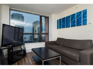 "Photo 4: 1206 813 AGNES Street in New Westminster: Downtown NW Condo for sale in ""NEWS"" : MLS®# R2022858"