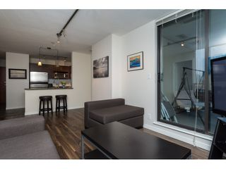 "Photo 5: 1206 813 AGNES Street in New Westminster: Downtown NW Condo for sale in ""NEWS"" : MLS®# R2022858"