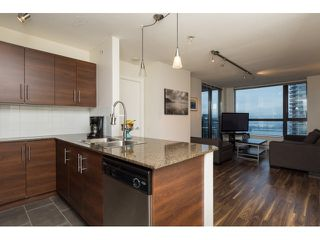 "Photo 8: 1206 813 AGNES Street in New Westminster: Downtown NW Condo for sale in ""NEWS"" : MLS®# R2022858"