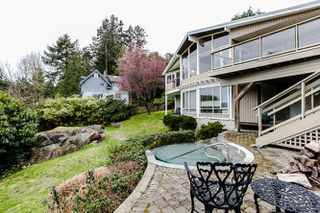 Photo 3: 4748 MARINE Drive in West Vancouver: Olde Caulfield House for sale : MLS®# R2050760