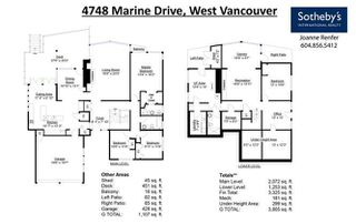 Photo 20: 4748 MARINE Drive in West Vancouver: Olde Caulfield House for sale : MLS®# R2050760