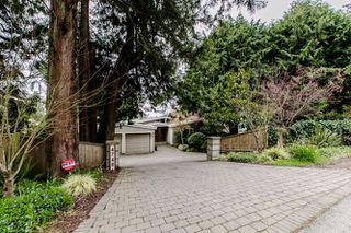 Photo 2: 4748 MARINE Drive in West Vancouver: Olde Caulfield House for sale : MLS®# R2050760