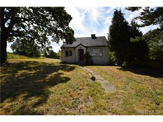Photo 1: 3151 Esson Rd in VICTORIA: SW Portage Inlet Single Family Detached for sale (Saanich West)  : MLS®# 734196