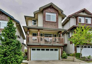 "Photo 1: 29 2287 ARGUE Street in Port Coquitlam: Citadel PQ House for sale in ""CITADEL LANDING"" : MLS®# R2109494"