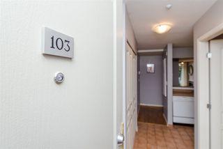 "Photo 3: 103 2268 W 12TH Avenue in Vancouver: Kitsilano Condo for sale in ""The Connaught"" (Vancouver West)  : MLS®# R2134816"