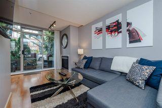 "Photo 13: 103 2268 W 12TH Avenue in Vancouver: Kitsilano Condo for sale in ""The Connaught"" (Vancouver West)  : MLS®# R2134816"