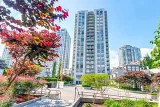 "Photo 1: 305 1185 THE HIGH Street in Coquitlam: North Coquitlam Condo for sale in ""CLAREMONT"" : MLS®# R2145713"