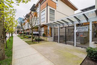 "Photo 19: 17 628 W 6TH Avenue in Vancouver: Fairview VW Townhouse for sale in ""Stella Del Fiordo"" (Vancouver West)  : MLS®# R2155688"