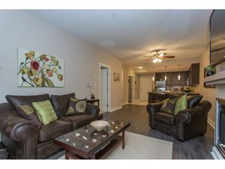 "Photo 3: 103 2368 MARPOLE Avenue in Port Coquitlam: Central Pt Coquitlam Condo for sale in ""RIVER ROCK LANDING"" : MLS®# R2156239"