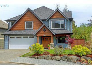 Main Photo: 2229 N Maple Avenue in SOOKE: Sk Broomhill Single Family Detached for sale (Sooke)  : MLS®# 378172