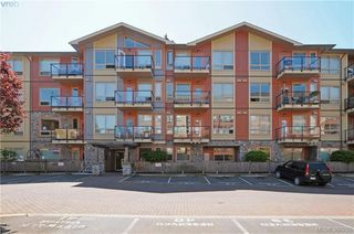Photo 1: 107 825 Goldstream Ave in VICTORIA: La Langford Proper Condo for sale (Langford)  : MLS®# 776200