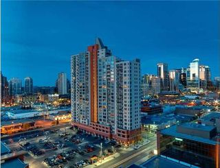 Main Photo: #2109 1053 10 ST SW in Calgary: Beltline Condo for sale : MLS®# C4164756