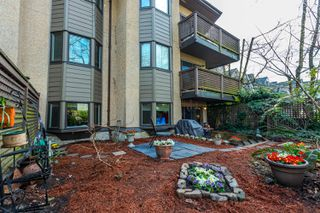 "Photo 21: 103 1935 W 1ST Avenue in Vancouver: Kitsilano Condo for sale in ""KINGSTON GARDENS"" (Vancouver West)  : MLS®# R2249409"