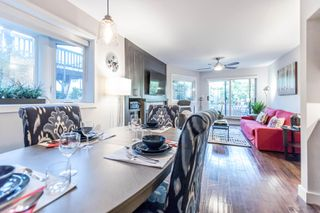 "Photo 11: 103 1935 W 1ST Avenue in Vancouver: Kitsilano Condo for sale in ""KINGSTON GARDENS"" (Vancouver West)  : MLS®# R2249409"