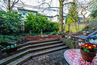 "Photo 18: 103 1935 W 1ST Avenue in Vancouver: Kitsilano Condo for sale in ""KINGSTON GARDENS"" (Vancouver West)  : MLS®# R2249409"