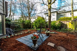 "Photo 22: 103 1935 W 1ST Avenue in Vancouver: Kitsilano Condo for sale in ""KINGSTON GARDENS"" (Vancouver West)  : MLS®# R2249409"